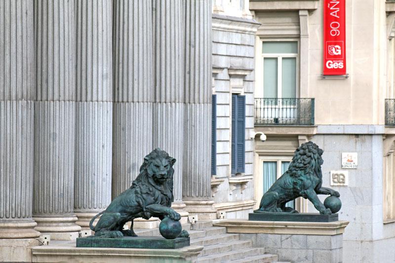 leones del congreso