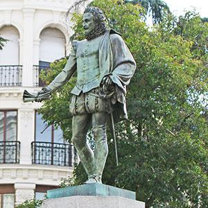 Seguimos las huellas de Cervantes en Madrid