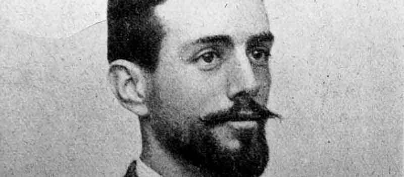 Retrato Mateo Morral