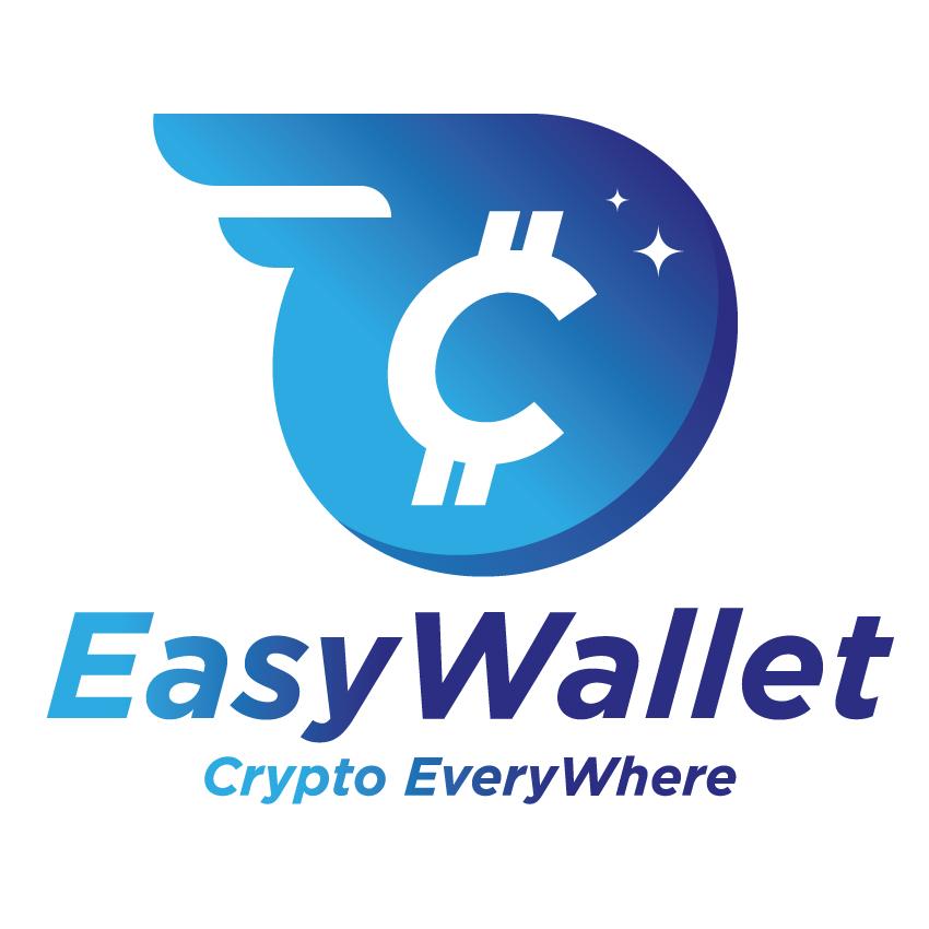 Logo-EasyWallet-tagline