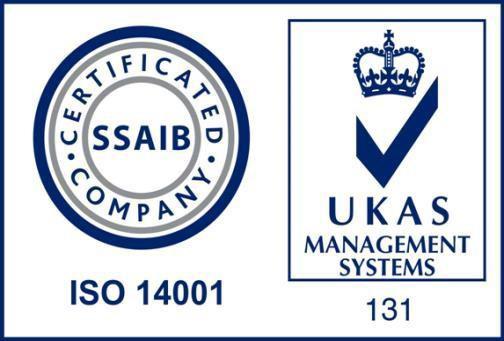 SSAIB 14001 logo