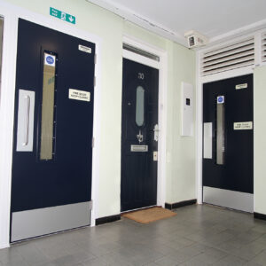 Fire doors - passive fire protection
