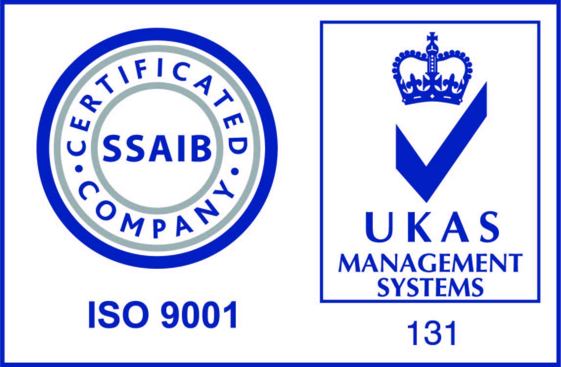 SSAIB ISO9001 logo