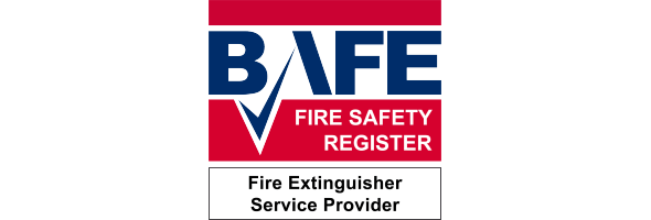 BAFE Fire Extinguisher logo