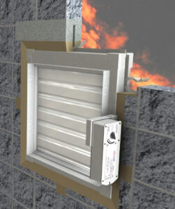 Fire Damper maintenance
