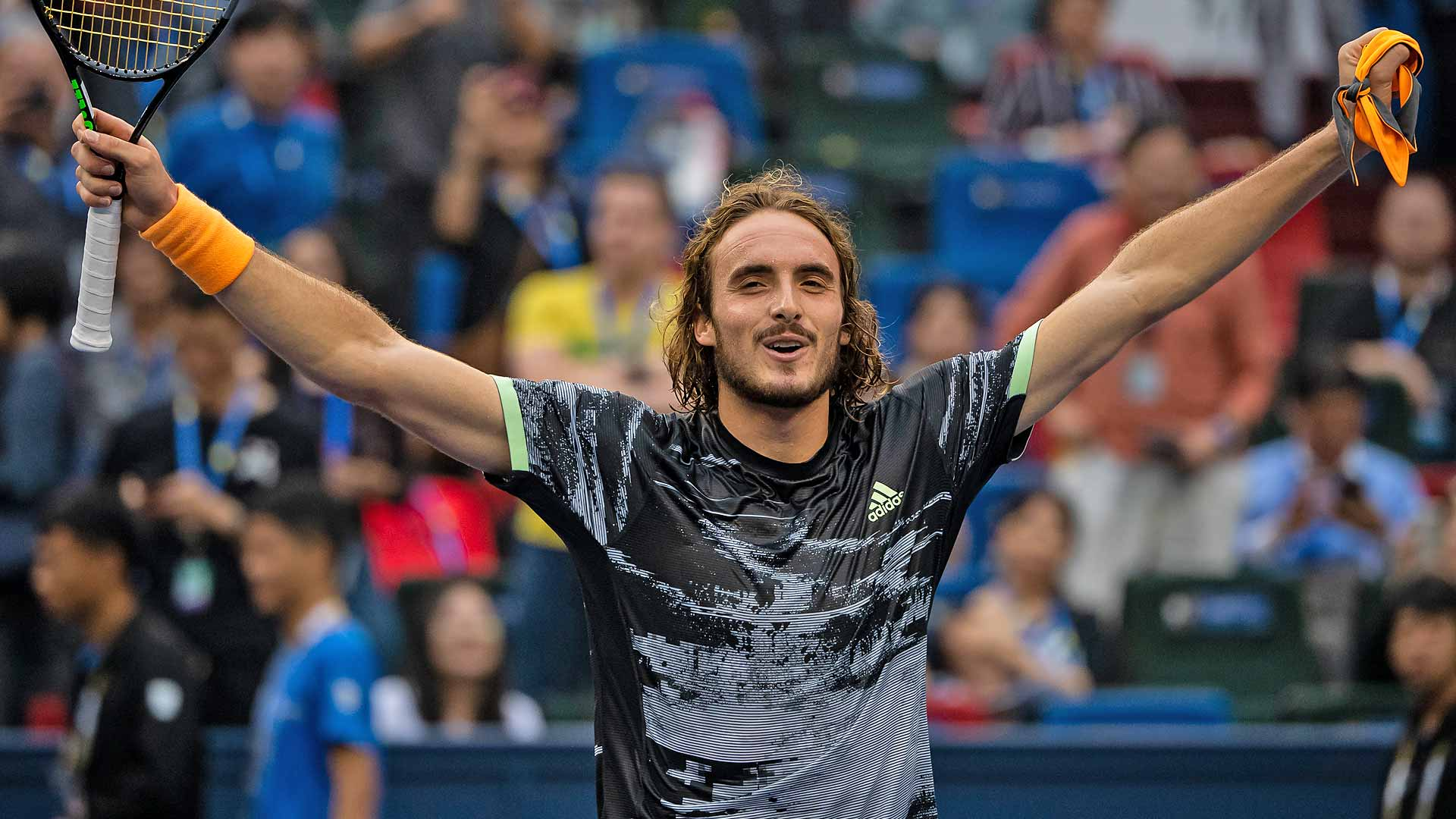 Nitto ATP Finals: Stefanos Tsitsipas
