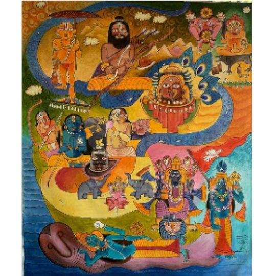 Gallery 02: Goan Hindu Gods