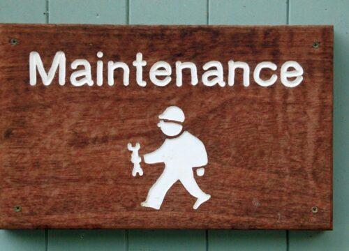 maintenance WG
