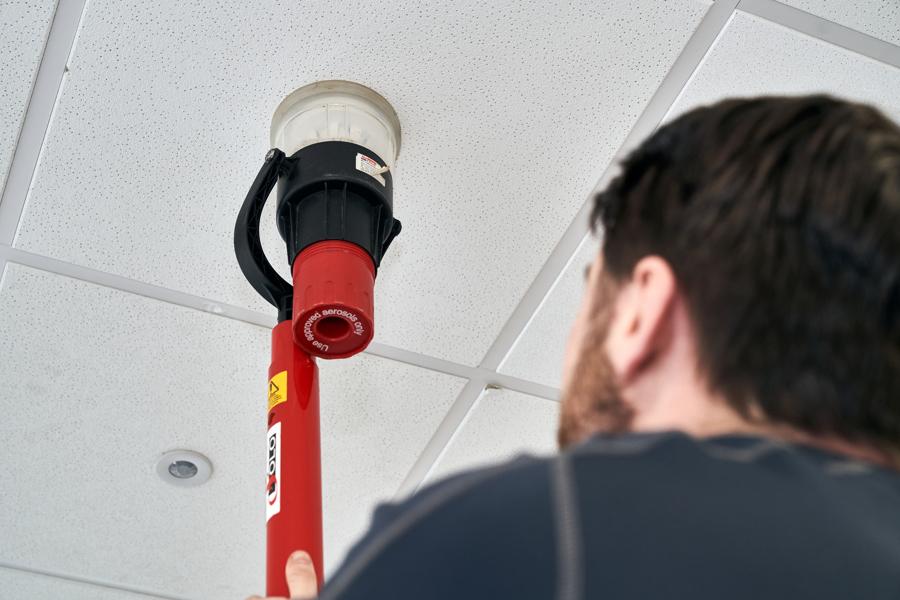 Fire alarm installations