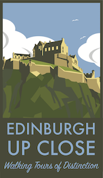 Edinburgh Up Close logo