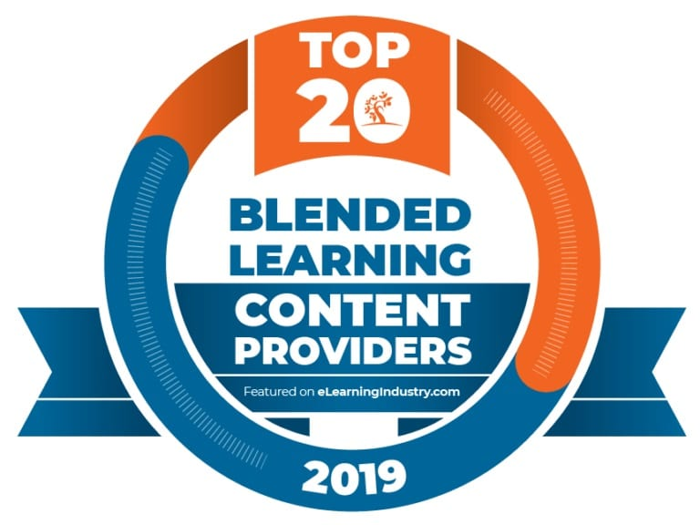 Top 20 Content Providers for Blended Learning