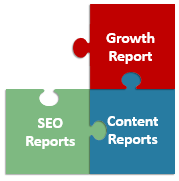 seo content growth reports