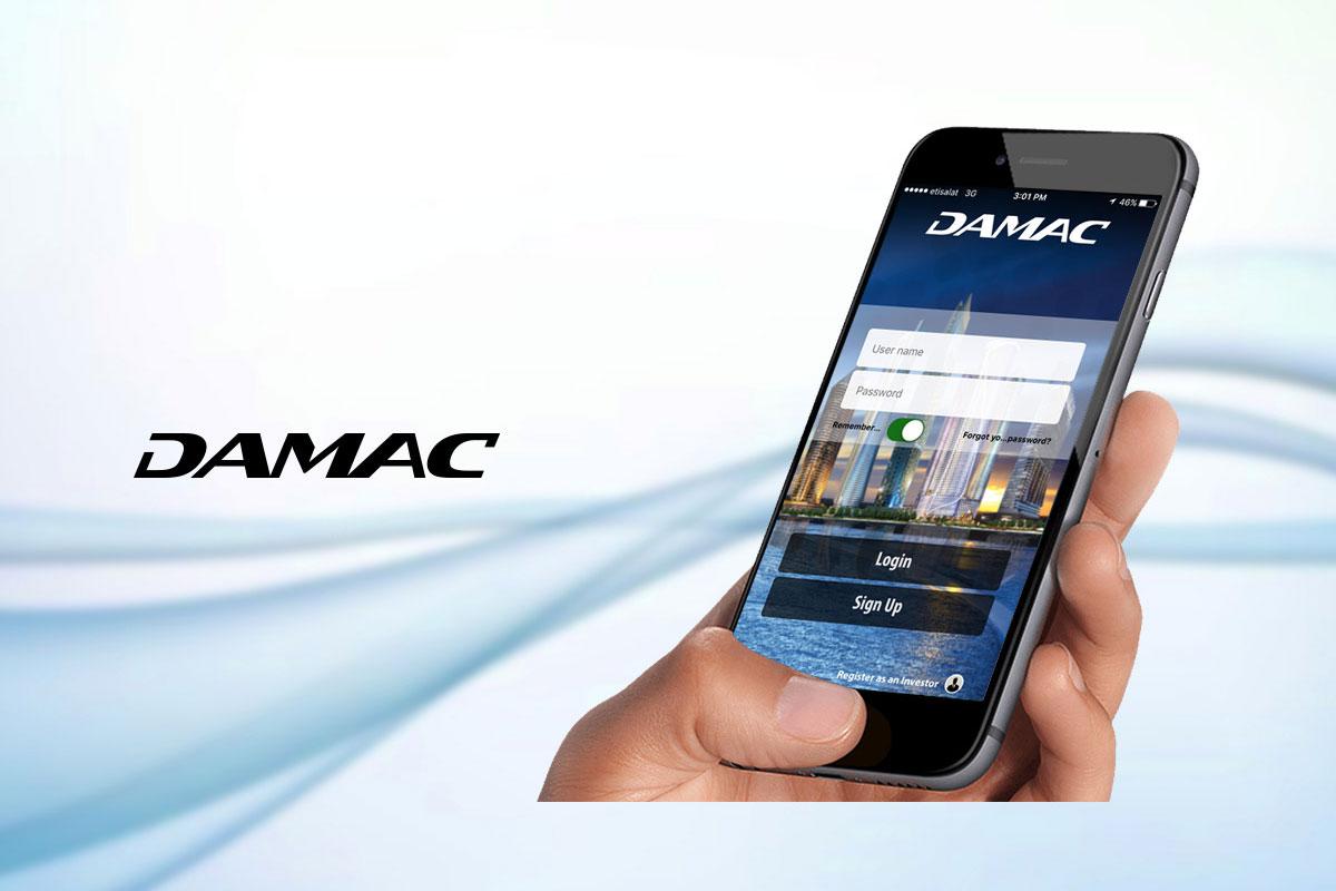 DAMAC M-Commerce App