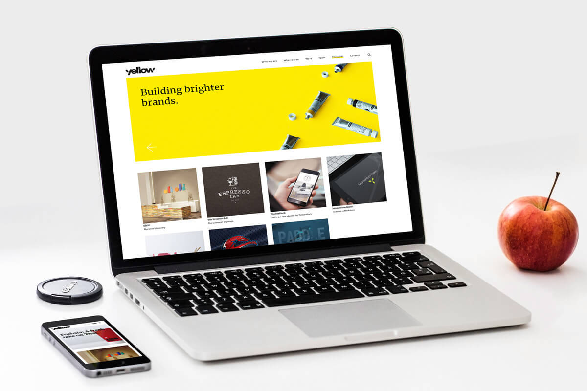 Welcome to Yellow website