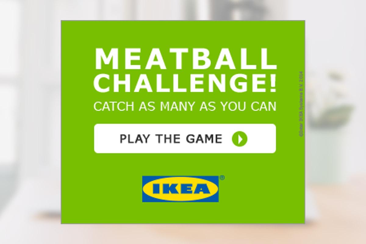 Ikea Meatball Challenge