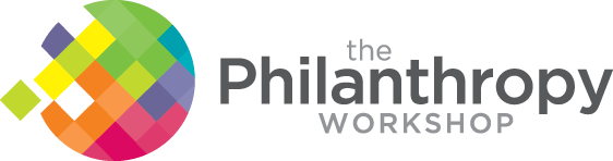 The Philanthropy Workshop, a Vera Solutions client whom we've helped manage their data and programs.