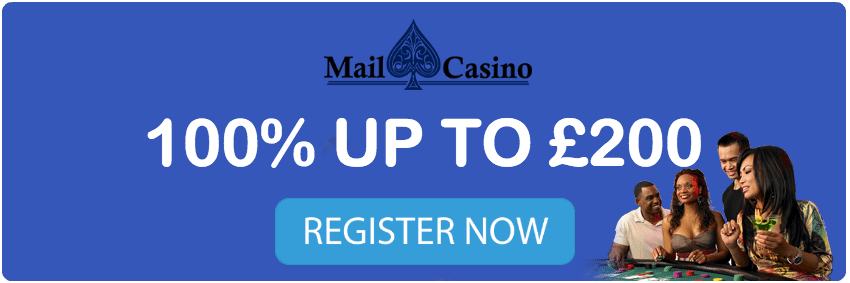 Feel Like You're In Vegas Today With Mail Casino