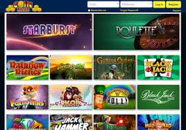 Coinfalls UK Online Casino Great Selection of Casino Games