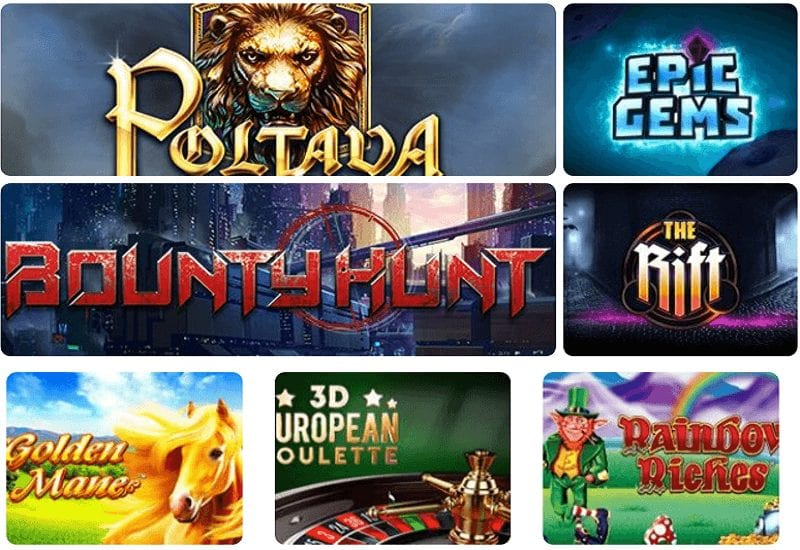 Huge Choice of Mobile Slots & Games at Slots Ltd