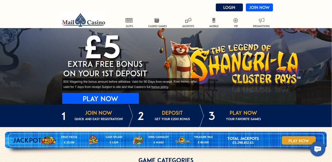 Play All Your Favourite Slots NOW