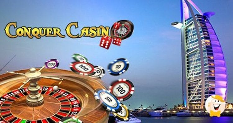 Riches Await at Conquer Casino!