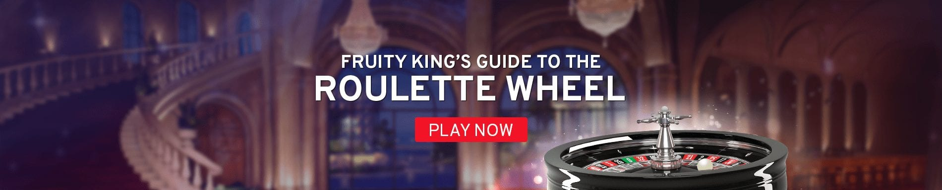 Try Your Luck With LIVE Dealers Now at Fruity King