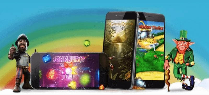 Pay and Play With Your Mobile Phone at Fruity KIng Casino