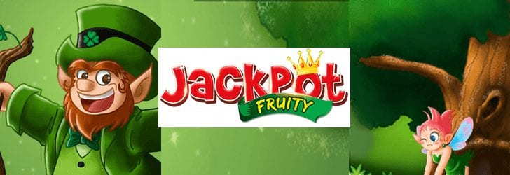 Luck of the Irish at Jackpot Fruity