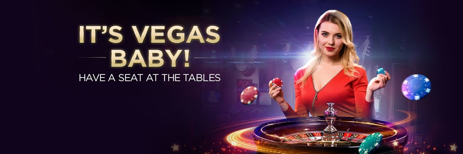 Live Dealer Games - Let's Hit the Casino Baby!