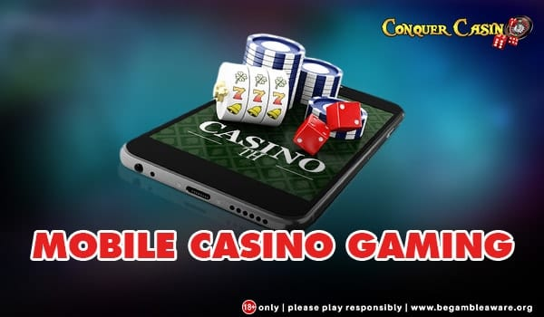 Win Big On-The-Go With Conquer Casino