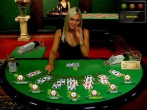 Play All Your Favourite LIVE Casino Games - Anywhere with 21 Casino