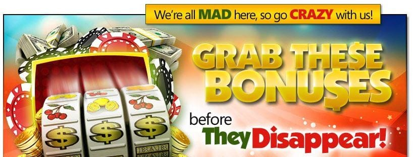 Check Out The New Promos At Slot Madness Casino Online