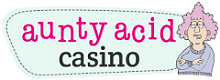 Live Online Casino Games at Aunty Acid Casino