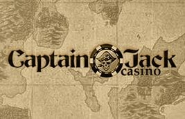 Huge Choice of Slots & Live Games at Captain Jack Casino Online