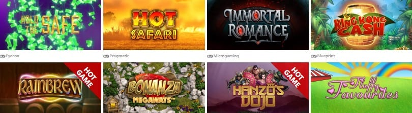 Visit Coinfalls Casino Online Today