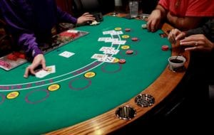 Blackjack Virtual Table Game