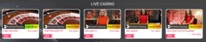 Live Dealers Casino - Free Spins Casino
