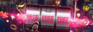 Free Spins Casino - Play with Bonus Spins