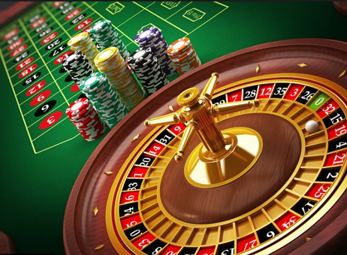 All British Casino Online Roulette