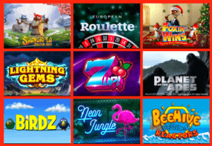 A Great Selection of Online Slot Games