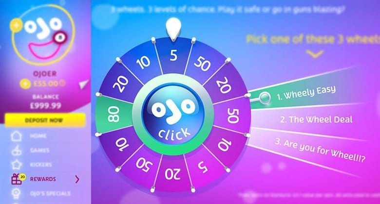 Play Ojo Online Casino Games