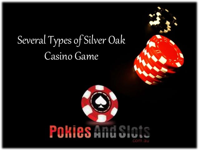 Pokies & Slots at Silver Oak Casino