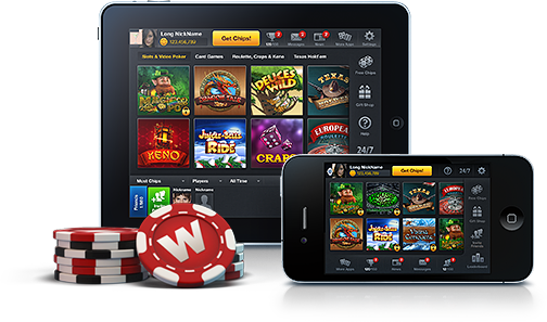 Online Slots on Your Mobile Phone Wherever you Go!