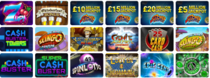 A Huge Variety of Thrilling Slots Games and Jackpot Prizes to Be Won