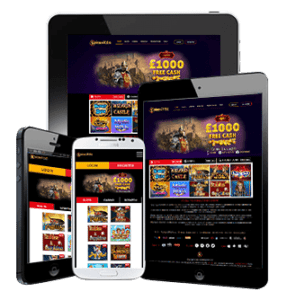 Play Great Casino Games on Mobile, Tablet and PC