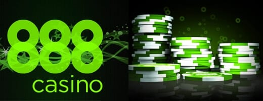 Collect Your £88 no Deposit Bonus today at 888 Casino