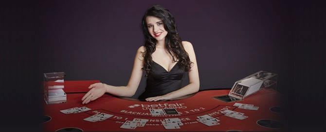 Play Live Casino with A Selection of Live Casino Games to Choose From