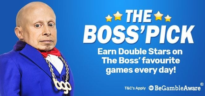 The Boss' Pick with Amazing Promotional Offers and Bonuses