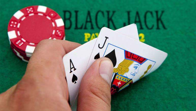 See If You Can Hit Blackjack Today