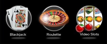 Get Ready to Play Blackjack, Roulette and Video Slots!